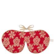 Holistic Silk Eye Mask Slipper Gift Set - Scarlet (forskellige størrelser) - L