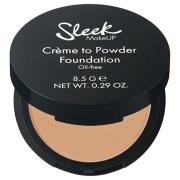 Sleek MakeUP Creme to Powder Foundation 8,5 g (forskellige nuancer) - C2P04