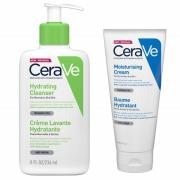 CeraVe Best Sellers Duo