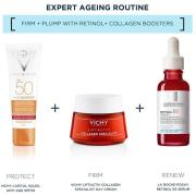 VICHY Firm and Plump with Retinol and Collagen Boosters Expert Ageing Routine Bundle