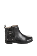 Boots i to materialer