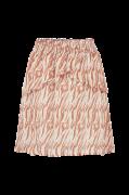 Nederdel Golden Tiger Skirt