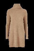 Kjole onlJana L/S Cowlnck Dress Wool Knt