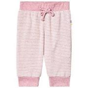 Joha Striped Knit Pants Pink 50 cm (0-1 mdr)