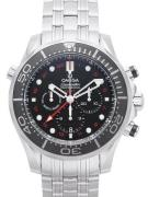 Omega Seamaster Diver 300m Co-Axial GMT Chronograph 44mm Herreur