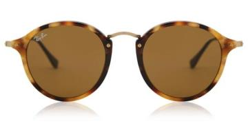 Ray-Ban RB2447 Round Fleck Solbriller