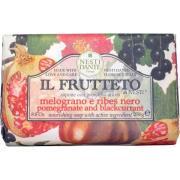 Nesti Dante Il Frutteto Pomegranate and Blackcurrant 250 g